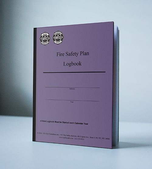 firesafetyplan_logbook